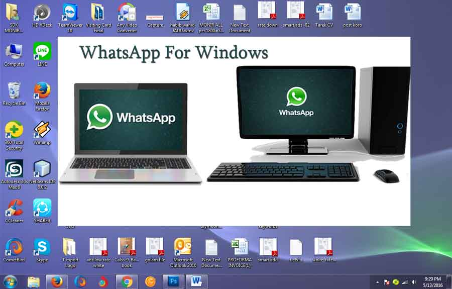 Download free whatsapp for windows 7 32 bit