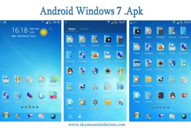 android-windows-7