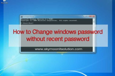 how-to-change-windows-password-without-recent-password
